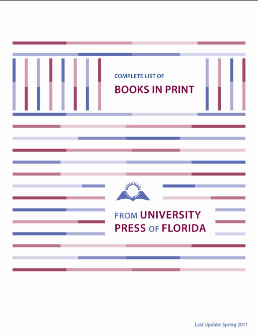 UPF Books in print